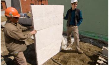 Top thermal insulating materials